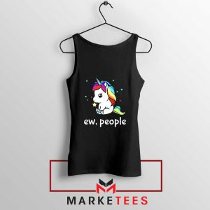 Ew People Unicorn Tank Top