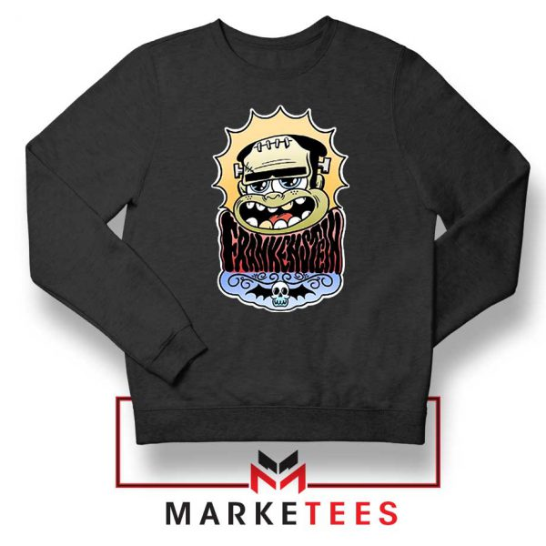 Frankenstein Cartoon Sweatshirt
