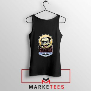 Frankenstein Cartoon Tank Top