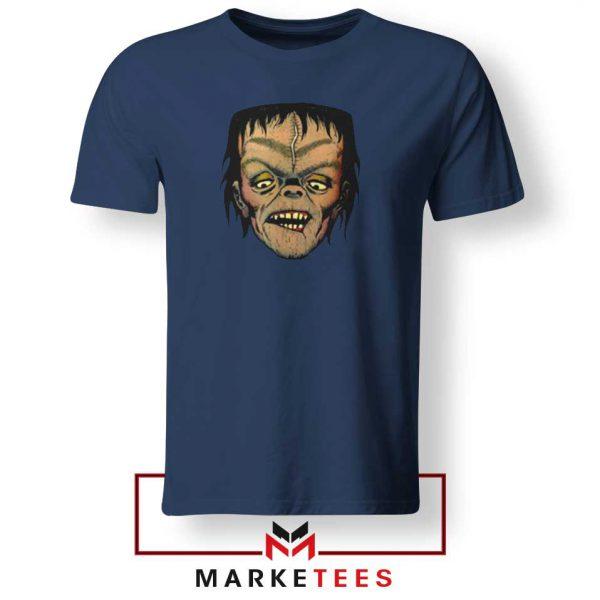 Frankie Dracula Navy Blue Tshirt