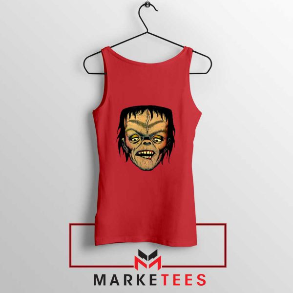 Frankie Dracula Red Tank Top