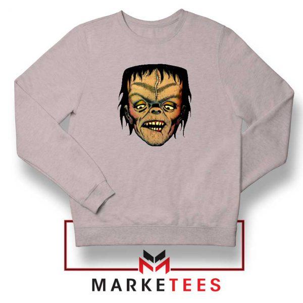 Frankie Dracula Sport Grey Sweatshirt