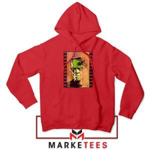 Frankie Horror Red Hoodie
