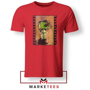 Frankie Horror Red Tshirt