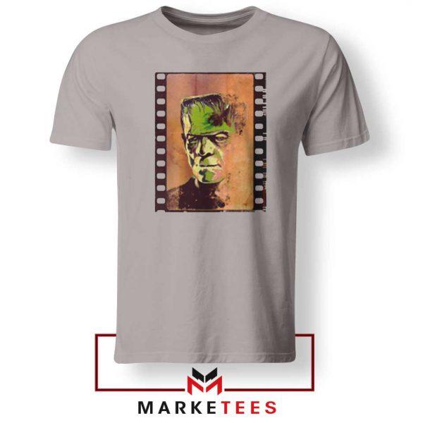 Frankie Horror Sport Grey Tshirt