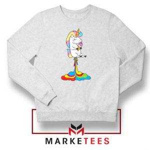 Funny Poop Unicorns Sweatshirt