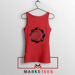 Galacta Kitty Red Tank Top