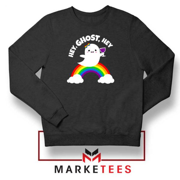 Hey Ghost Hey Sweatshirt