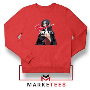 Itachi Jutsu It Sweatshirt
