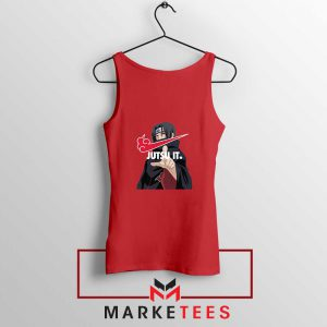 Itachi Jutsu It Tank Top