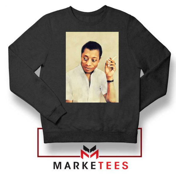 James Arthur Baldwin Sweatshirt
