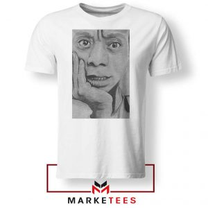 James Baldwin White Tshirt