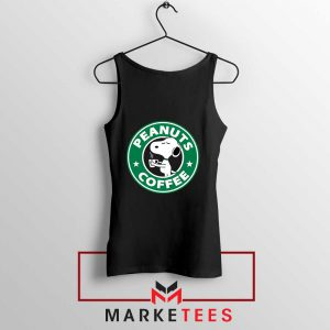 Peanuts Coffee Tank Top