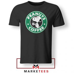 Peanuts Coffee Tshirt