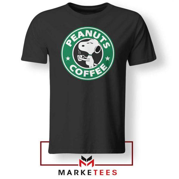 Peanuts Coffee Tshirt