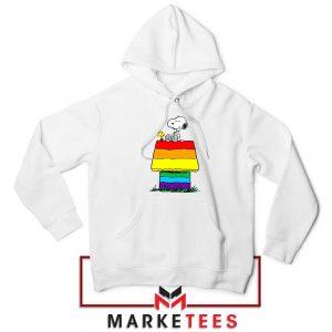 Pride Snoopy Hoodie