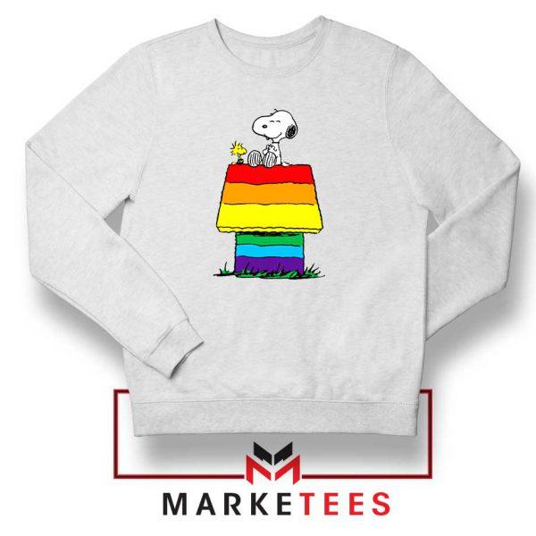 Pride Snoopy Sweatshirt