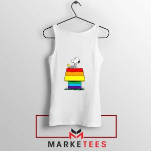 Pride Snoopy Tank Top