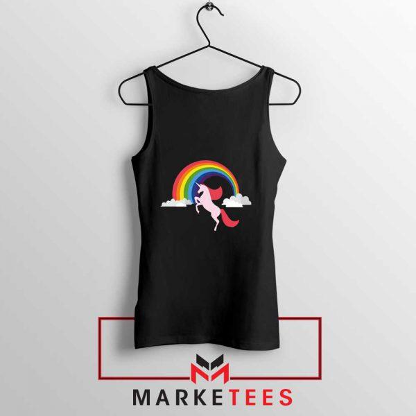 Rainbow Unicorn Tank Top
