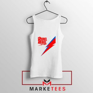 Rebel Rebel David Bowie Tank Top