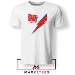 Rebel Rebel David Bowie Tshirt