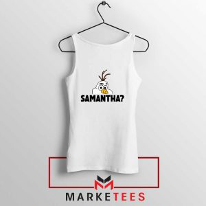 Samantha Olaf Tank Top