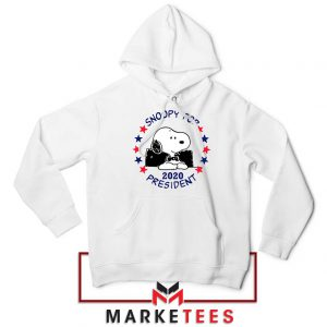 Snoopy For President 2020 Hoodie