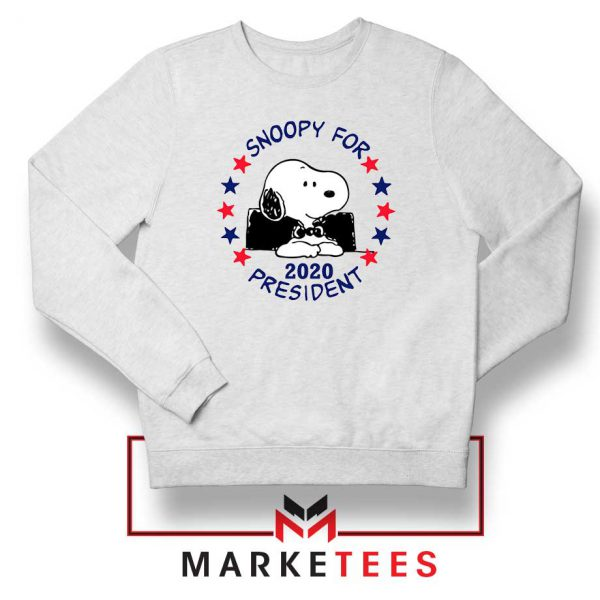 Snoopy For President 2020 Sweatshirt
