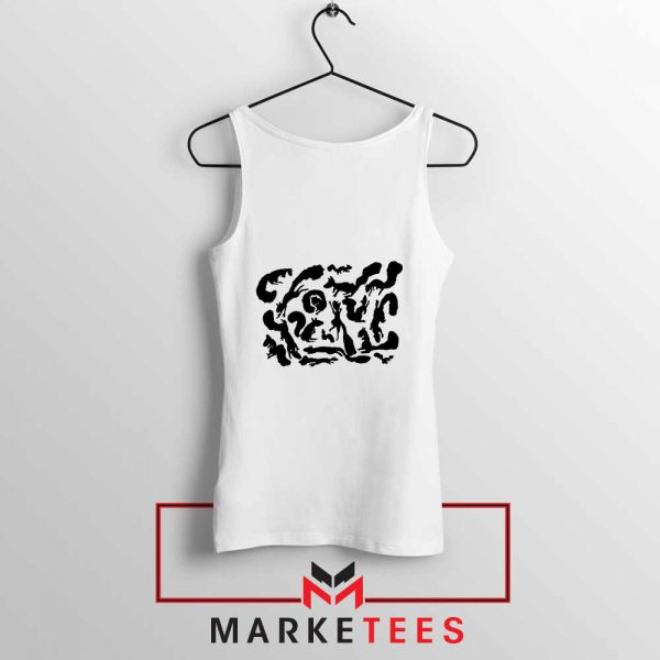 Squiggle Of Squirrels Tank Top