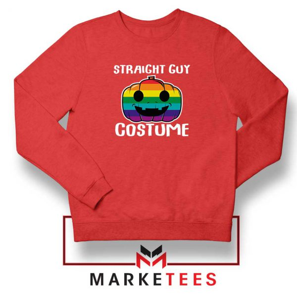 This Is My Straight Red Sweatshirt