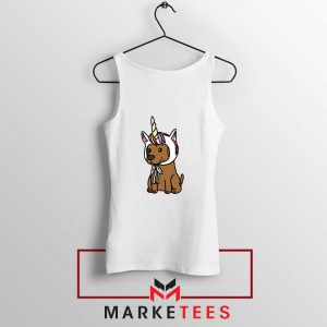 Vizsla Unicorn Hat Tank Top