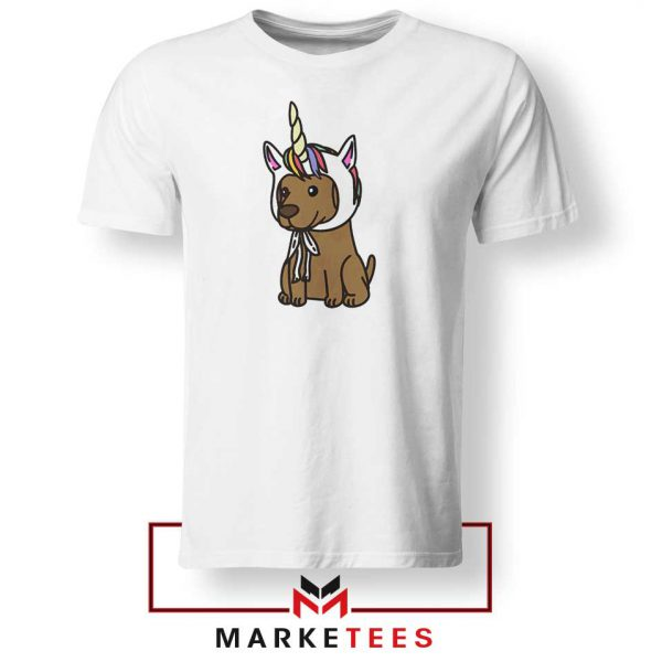 Vizsla Unicorn Hat Tshirt