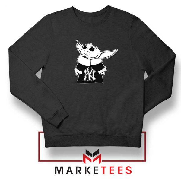 Baby Yoda Yankees Sweatshirt
