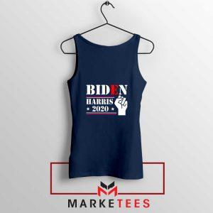 Biden Candidate 2020 Navy Blue Tank Top