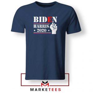 Biden Candidate 2020 Navy Blue Tshirt