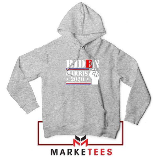 Biden Candidate 2020 Sport Grey Hoodie