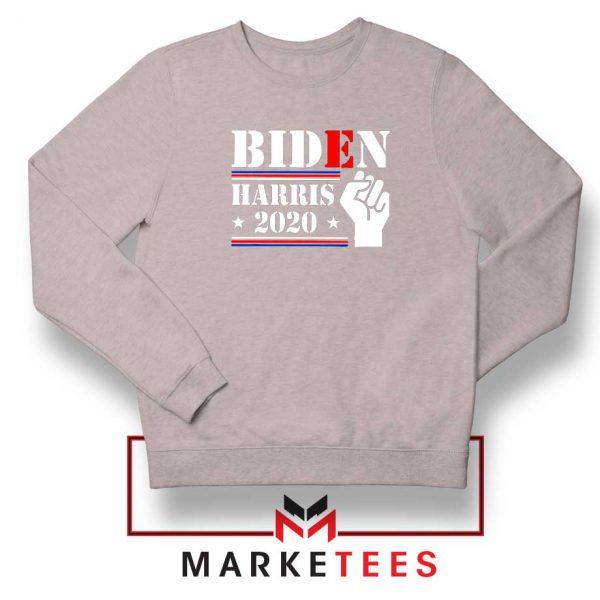 Biden Candidate 2020 Sport Grey Sweatshirt