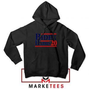Biden Harris 2020 Black Hoodie