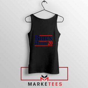 Biden Harris 2020 Black Tank Top