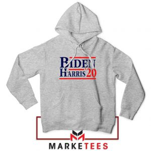 Biden Harris 2020 Sport Grey Hoodie