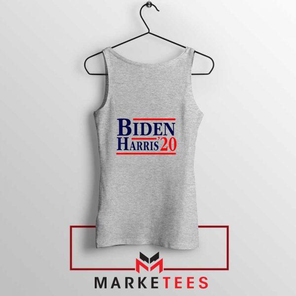 Biden Harris 2020 Sport Grey Tank Top