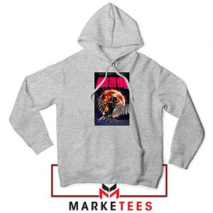 Birds Eye View Sport Grey Hoodie