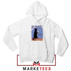 Black Cat Coffee Hoodie