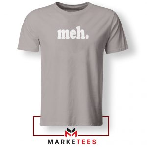 Cheap Meh Sport Grey Tshirt