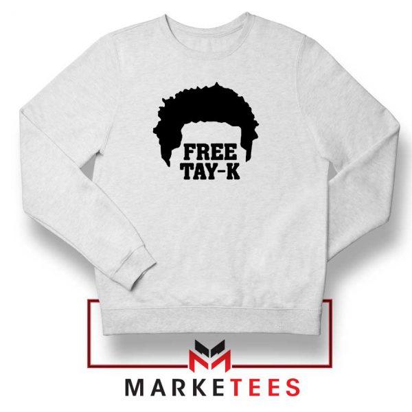 Free Tay K Rapper Sweatshirt