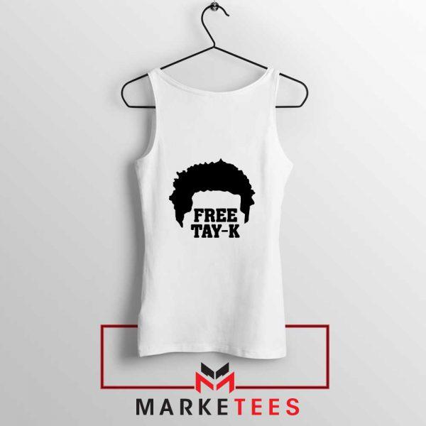 Free Tay K Rapper Tank Top