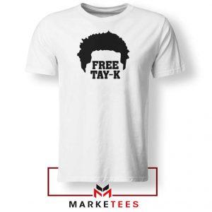 Free Tay K Rapper Tshirt