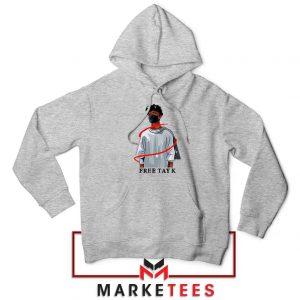Free Tay K Sport Grey Hoodie