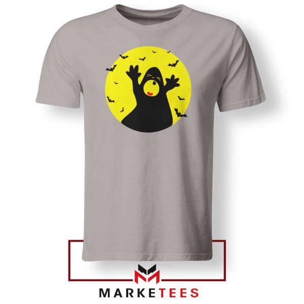 Halloween Time Sport Grey Tshirt