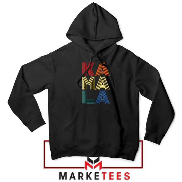 Kamala Harris 2020 Black Hoodie